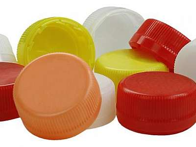 Tampas para frascos pet