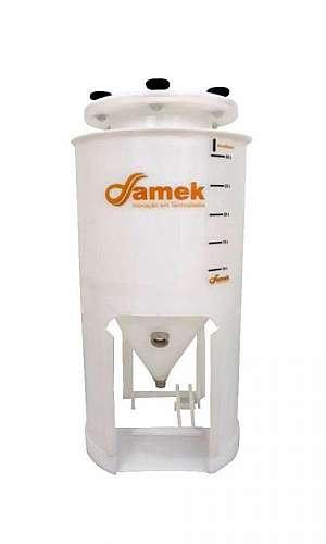 balde fermentador cônico