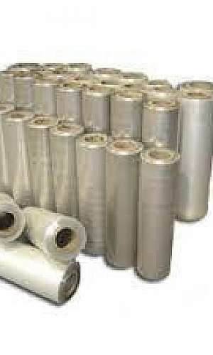 Bobina de plástico biodegradável