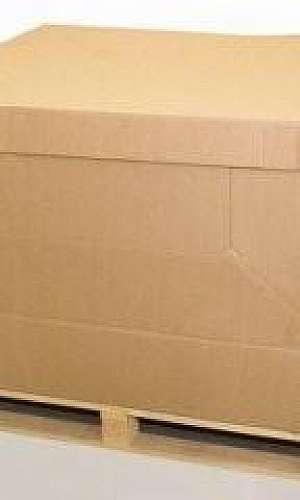 Comprar caixa de papelão personalizada