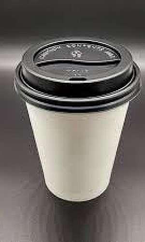 Copos de café biodegradáveis
