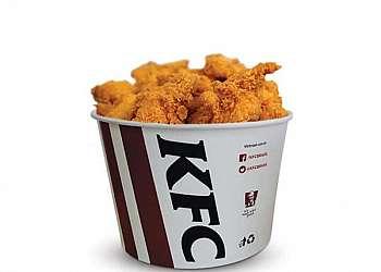 Embalagem balde para frango frito