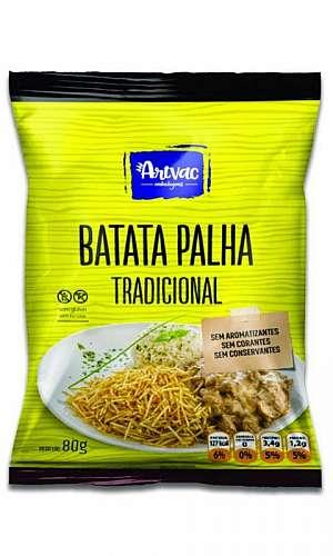 Embalagem laminada para batata chips