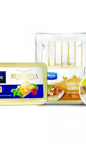 Embalagem para queijo