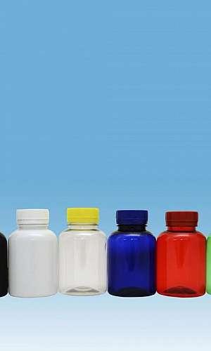 Embalagem plástica para encapsulados