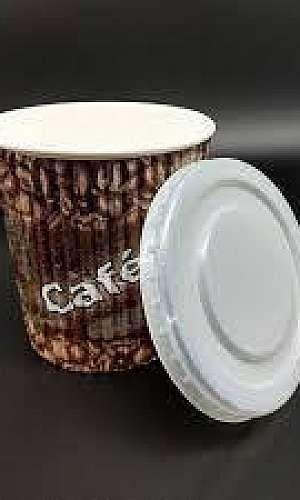 Empresa de copo biodegradável para café