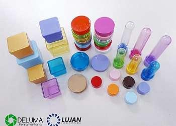 Frascos plásticos para lembrancinhas