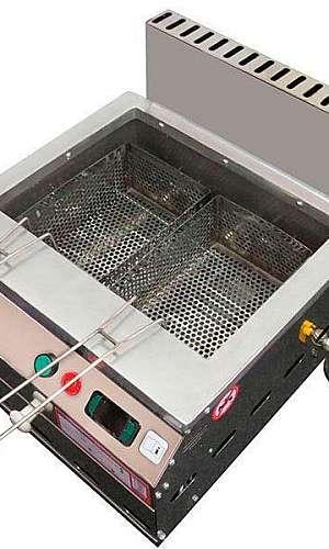 Fritadeira elétrica para batata