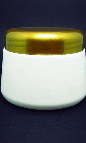 Potes plásticos para cosméticos