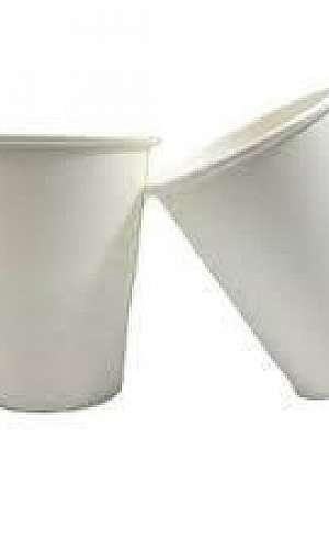 Preço copo de papel biodegradável