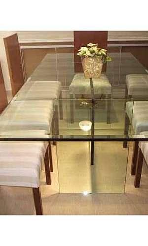 Preço de tampo de vidro para mesa